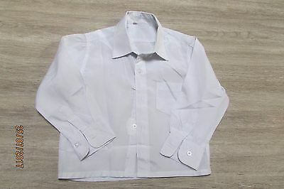 chemise blanche taille 2 ans bte l1