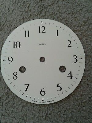smiths clock face