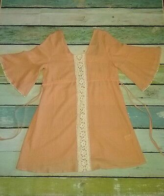 Wholesale Lot of 6 Women's Coral Dresses Various Sizes Small-Large