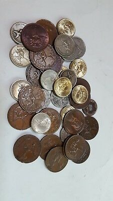 Philippines Coins Large Lot 1903 - 1945