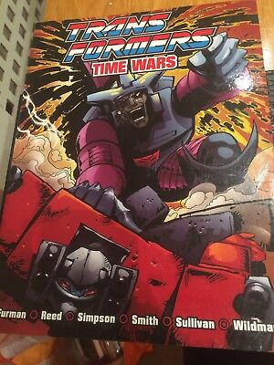 Transformers time wars