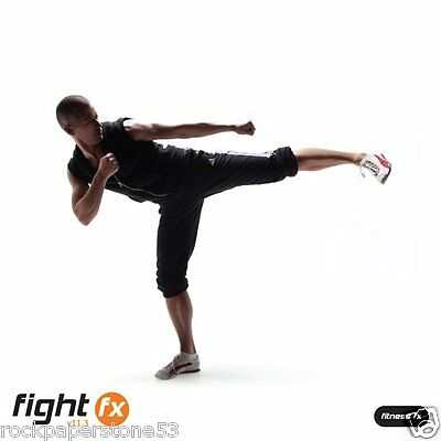Fitness FX DVD - Fight FX v11.3 Mixed Martial Arts Keep Fit Training Workout
