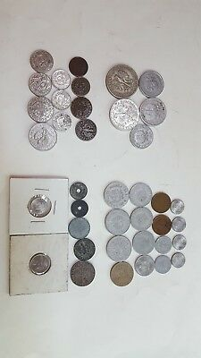 Poland Coin Lot 1923-1974 Spans Several Administrations Details/ Pictures Below