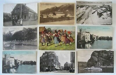 LOT of 25 Germany Antique & Vintage  Postcards -good Selection
