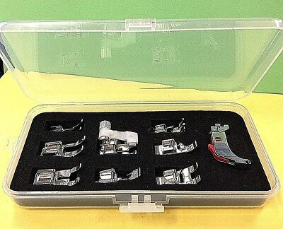 Bernina Clip-on Foot Package  BSP-OLD-8