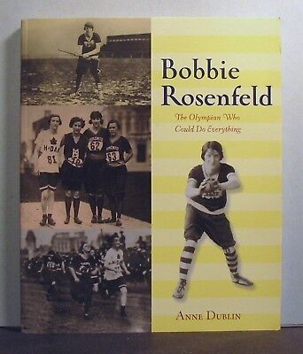 Bobbie Rosenfeld, Olympian Who Could Do Everything