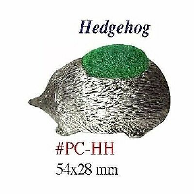"Pin Cushion  ""Hedgehog""   Size:  54 x 28 mm     PC-HH"