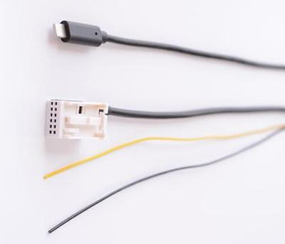 BLUETOOTH ADAPTER ANDROID Charge AUX 3 5mm Jack Cable For