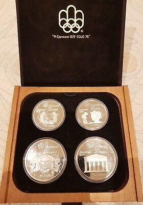 1974 Canada Olympic Coin Proof Set
