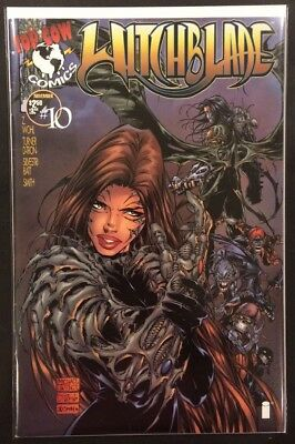 Witchblade Lot 10 11 12 14 15 16 17 & 18 (Image) 1st Darkness Michael Turner ~FN