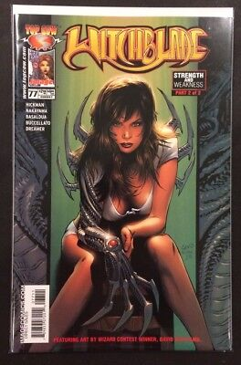 Witchblade Lot 71 76 77 78 79 & 80 (Image) Greg Land, Frank Cho, ~VF