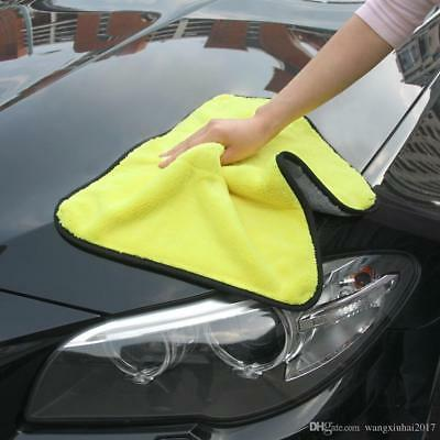 New 2018 Super Absorbent Car Wash Microfiber Towel Car Cleaning Water absorbing