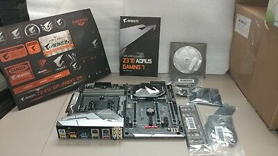 GIGABYTE MOTHERBOARD Z370 AORUS Gaming 7 S1151 Z370 Retail- Used