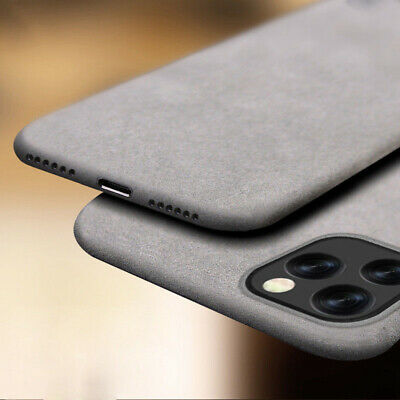 Ultra-thin Matte Soft Silicone Case Rubber Cover For iPhone 11 Pro XS Max XR X 8