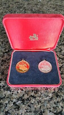 Holden 40th Anniversary Medallions