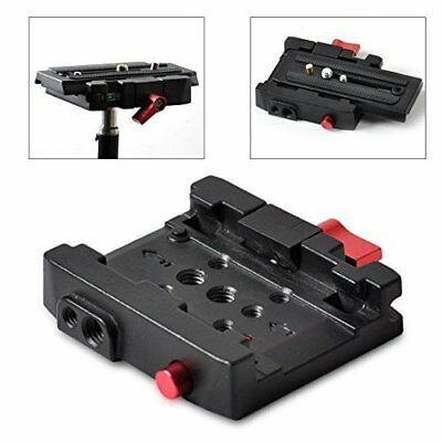 Universal Tripod  Rapid Connect Adapter Mount Kit with Quick Release Plate