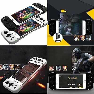 Wireless Bluetooth Gamepad Gaming Handle Controller Joystick For Android Phones