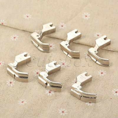 Piping Cording Foot For JUKI SINGER Industrial Sewing Machine P69LH P69HR 3 Size