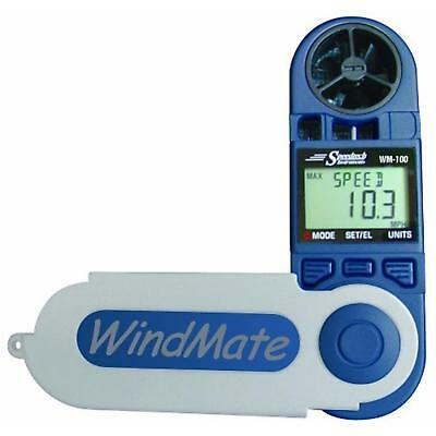 Windmesser Windmate 100  Top Modell mit Windfahne  NEU