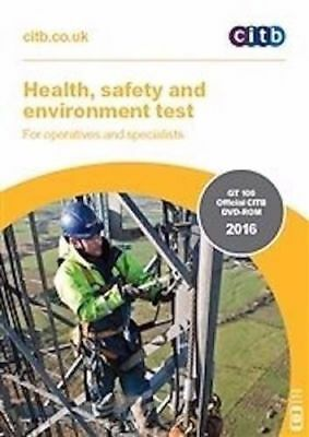 Russian CSCS BOOK - PDF - Health and Safety Test UK Edition 2016 - 2017, Eb00k