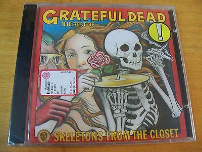 Grateful Dead Skeletons From The Closet The Best Of Cd Sigillato