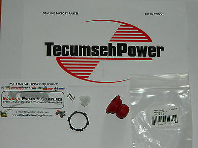 GENUINE TECUMSEH Carburetor Primer bulb Kit 640351 fits Toro Recycler mowers