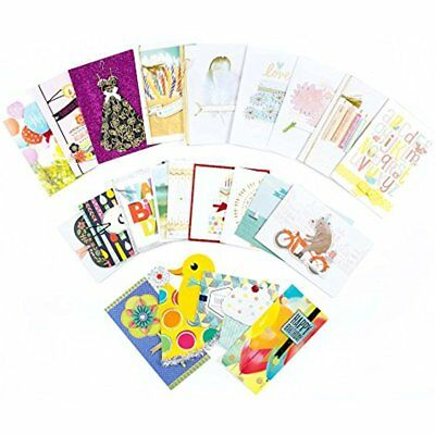 Hallmark all occasion handmade boxed greeting card assortment pack all occasion handmade boxed assorted greeting cards set pack of 24 birthday m4hsunfo