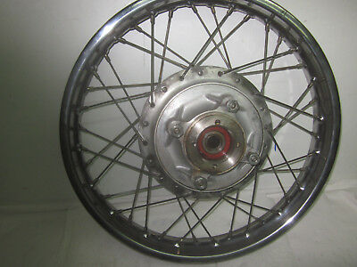 CB500  Four K0 - K2  CB550 71-75 Hinterrad rear wheel assy CB500/4 CB550/4 SOHC