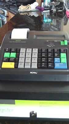 Royal Royal 310DX Cash Register