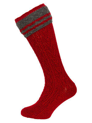 Stockerpoint Knee Socks 54080 Red