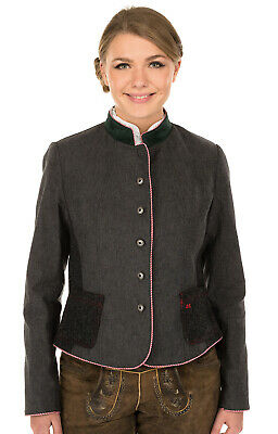 Orbis Traditional Jacket Tarina Anthracite