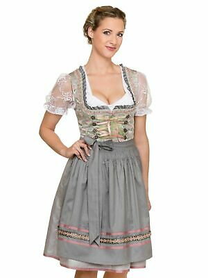 Stockerpoint Mini Dirndl 2tlg. 55 cm Cala Smoke Grey