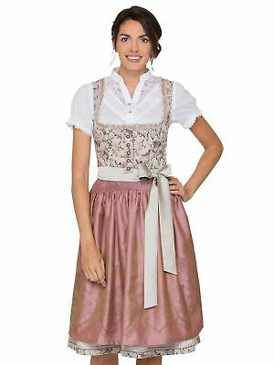 Stockerpoint Midi Dirndl 2tlg. 65cm Campania Natural Rose