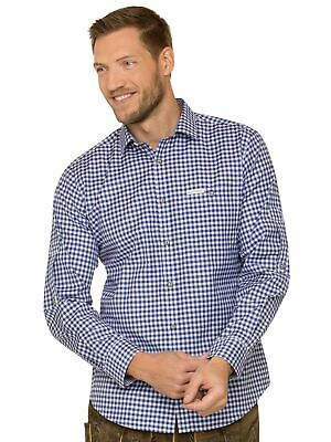 Stockerpoint Traditional Shirt Long Sleeve Comfort Fit Campos3 Blue Blue