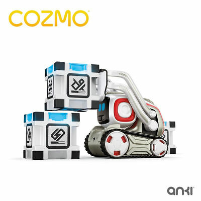 Anki Cozmo Interactive Robot Educational Toy New