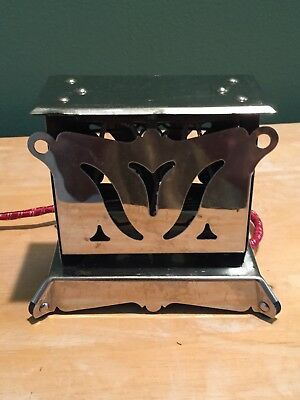 Toaster Excel Toastoy Electric Childs Toy Vintage 1920's