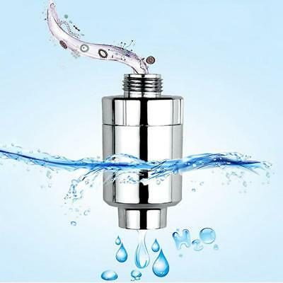 Activated Carbon Home Kitchen Tap Water Shower Faucet Clean Purifier Filter Head