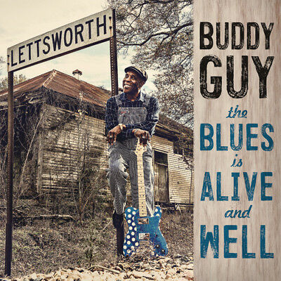 Buddy Guy - Blues Is Alive & Well 190758124728 (CD Used Like New)