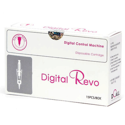 Bomtech Revo Disposable Needle Cartridges Permanent Makeup & Meso Microneedling