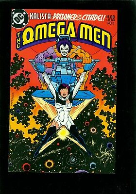 Omega Men 3 VF/NM 9.0