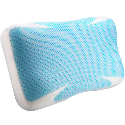 NEW Cool Gel Memory Foam Pillow - DwellLifestyle,Pillows