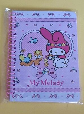 Sanrio My Melody Note Book, Rare! New