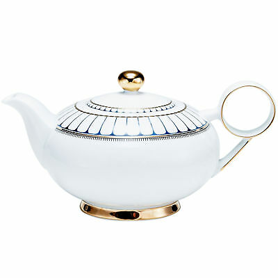 NEW 1.1L Palais Porcelain Teapot Salt & Pepper Teapots & Coffee Servers