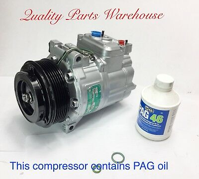 2006-2009 Land Rover: Range Rover/Sport A/C Compressor With Warranty.