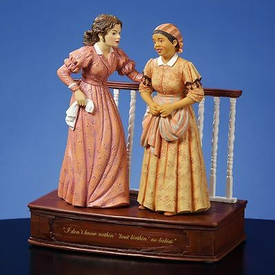 """Gone With The Wind """"Ain't Birthin No Babies"""" Figuine San Francisco Music Box New"""