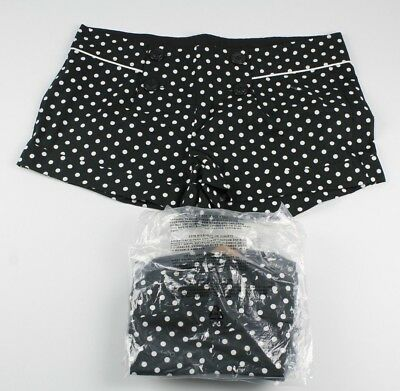 Wholesale Lot of New Women's Lucky 13 Sailor Pinup Polka Dot Shorts 4 Pieces