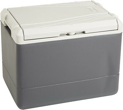 COLEMAN 40Qt Powerchill Thermoelectric Cooler Truck Car RV Mini Refrigerator 12V