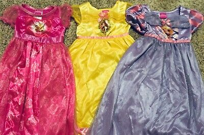 Disney Princess Nightgowns Size 2T