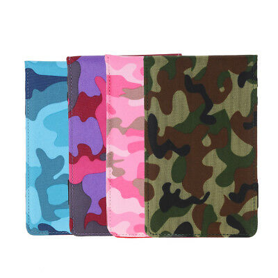 Camouflage Golf Score Counter Keeper Card Holder Sports Accessories W/ Pencil GL