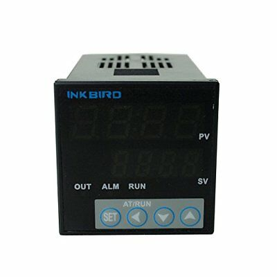 Inkbird °F and °C Display PID Stable Temperature Controller ITC-106VH (I